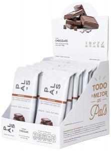 barras de proteinas sin carbohidratos gluten free